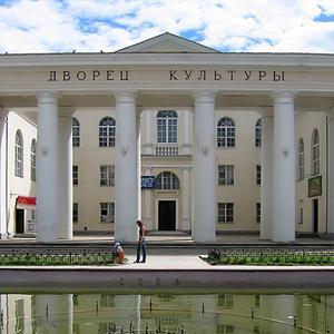 Дворцы и дома культуры Повенца