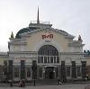 Железнодорожные вокзалы в Повенце