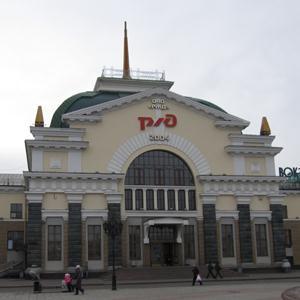 Железнодорожные вокзалы Повенца