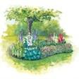 Медвежонок, Гостевой дом - иконка «сад» в Повенце